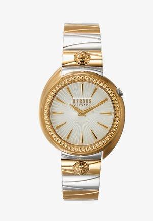 TORTONA - Klokke - silver-coloured/gold-coloured