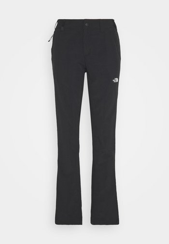 WOMENS QUEST PANT - Trousers - black