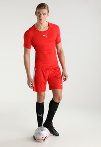 Puma - LIGA BASELAYER TEE  - Undershirt - red - 1