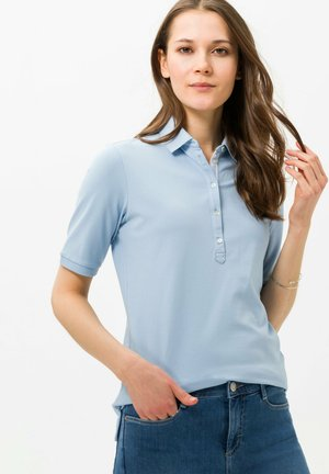 STYLE CLEO - Polo - cool blue
