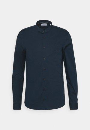 LOGO STRETCH SLIM - Koszula biznesowa - navy