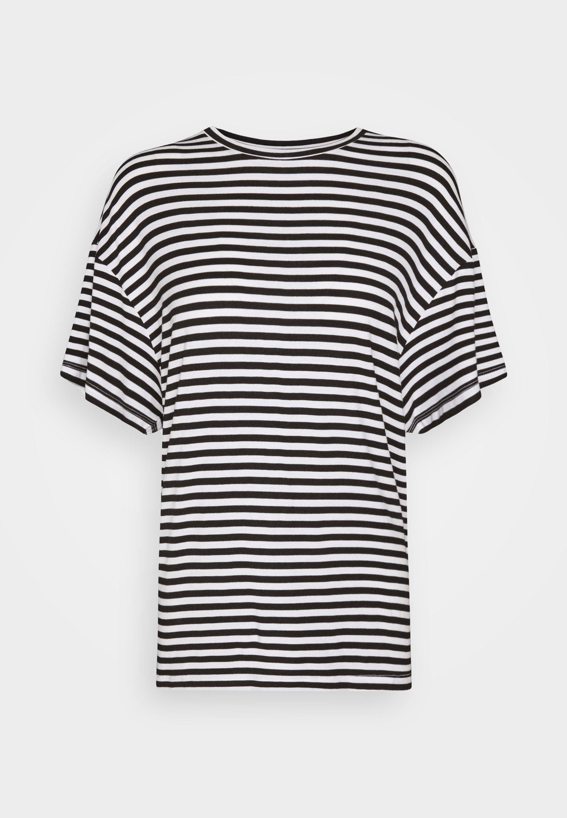 Even&Odd T shirt print Zwart Zalando.nl   Print t shirts