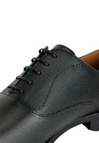 BOSS - Stringate eleganti - black - 6