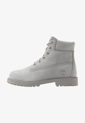 6 IN PREMIUM WP BOOT - Lace-up ankle boots - medium grey