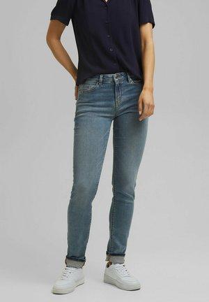 Slim fit jeans - blue light washed