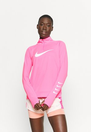 RUN - Sports shirt - pink glow/pink foam