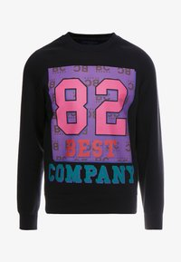 Best Company - CREW NECK - Sweatshirt - nero - 4