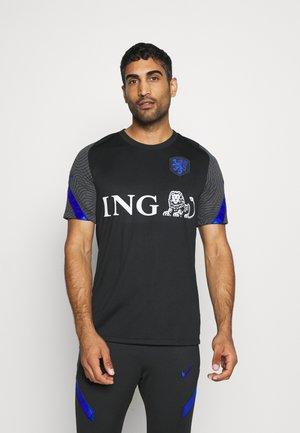 NIEDERLANDE KNVB  - Nationalmannschaft - black/bright blue