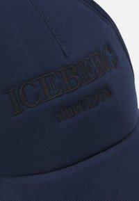Iceberg - UNISEX - Cap - blue - 3