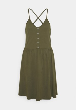 VMADAREBECCA SHORT DRESS  - Vestido informal - ivy green