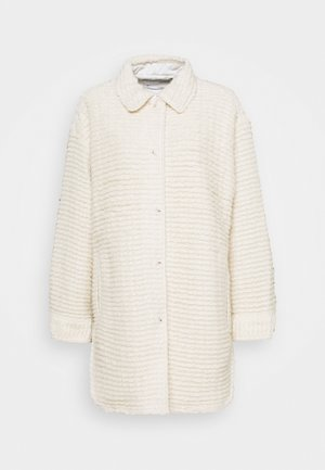 BRAY - Short coat - ecru