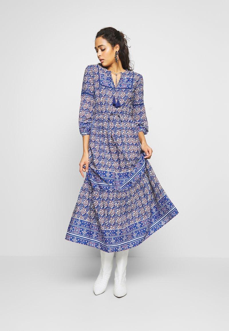 Pepe Jeans - NORMA - Długa sukienka - blue