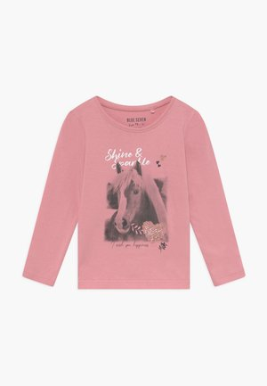 KIDS HORSE - Long sleeved top - muave