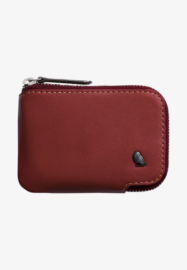 CARD POCKET - Wallet - red earth