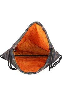 Bench - CLASSIC  - Drawstring sports bag - olivgruen - 4
