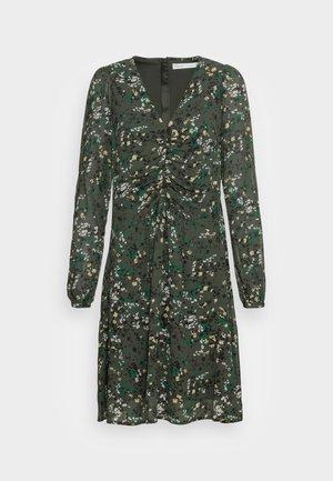 BARBEL SHORT DRESS - Denní šaty - green olive