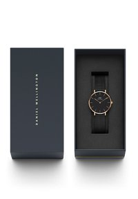 Daniel Wellington - PETITE ASHFIELD 32MM - Reloj - black - 3