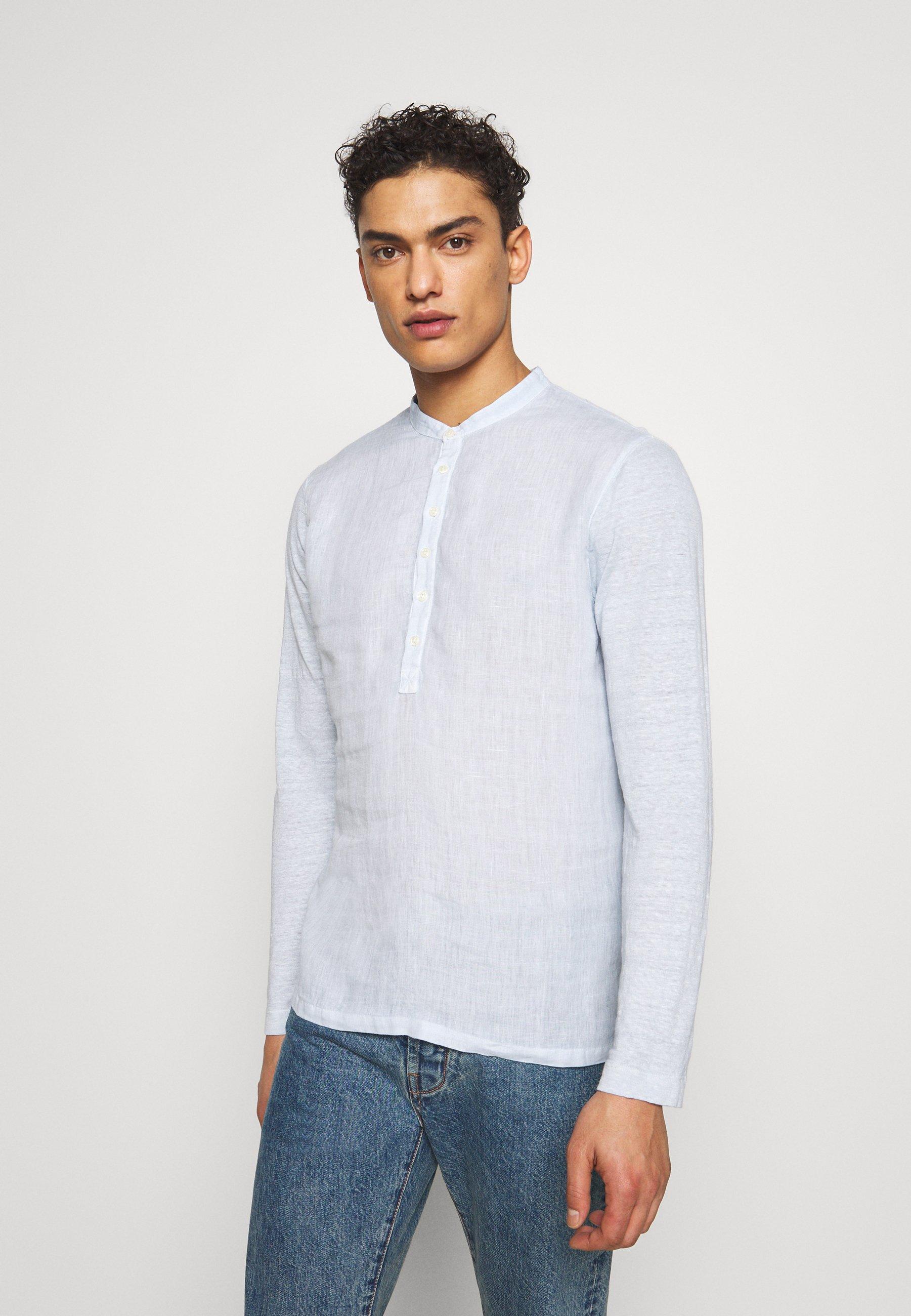 120% Lino GURU - Hemd - pacific blue soft fade | Herrenbekleidung 2020