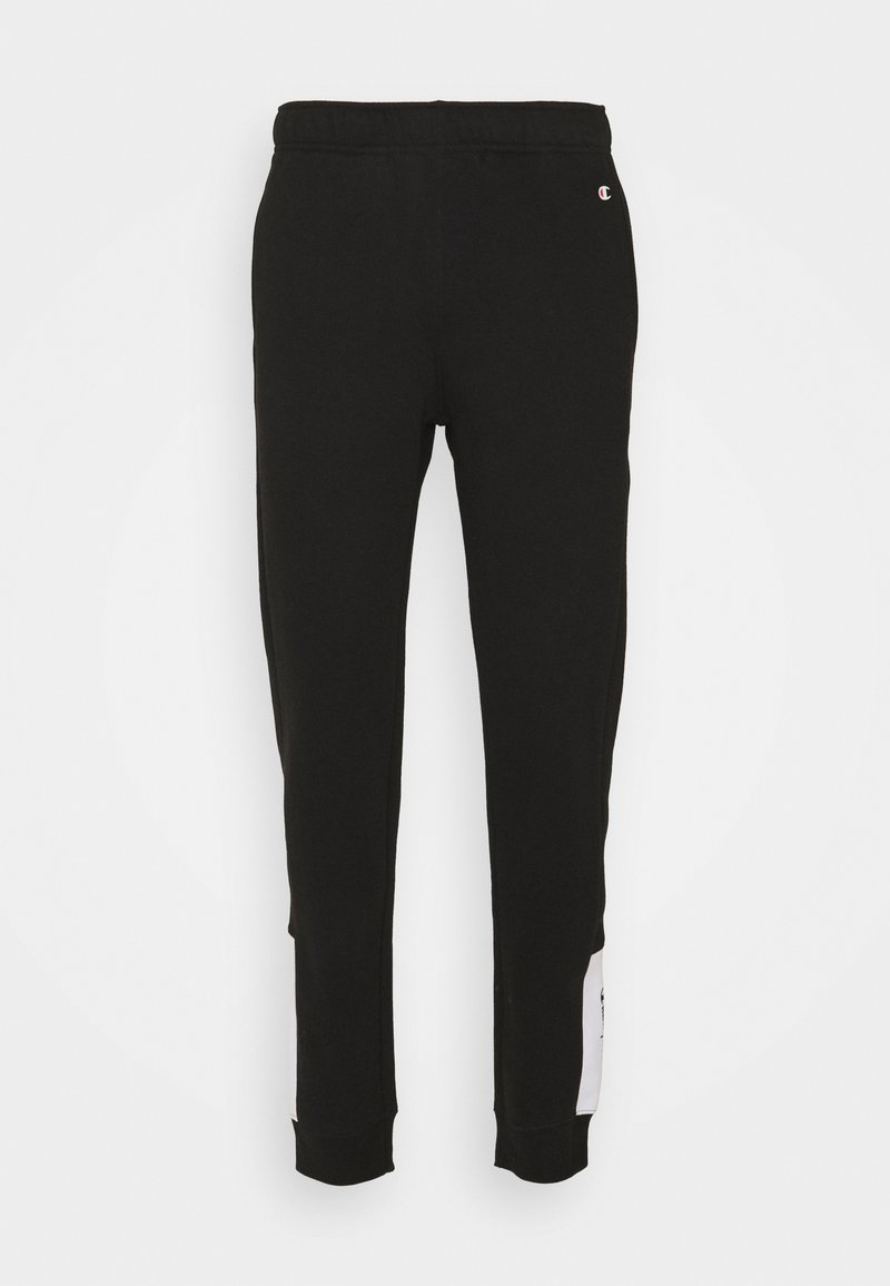 Champion - PANTS - Tracksuit bottoms - black