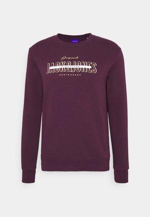JORFASTER / REG - Sweatshirt - bordeaux