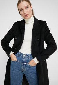 Lauren Ralph Lauren - BLEND PLAPEL - Cappotto classico - black - 3