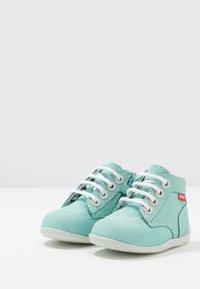 Kickers - BONZIP - Lauflernschuh - bleu clair - 3