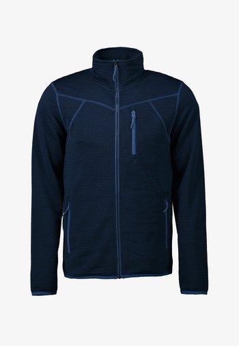 BERTHOLD - MIDLAYER - Training jacket - blau