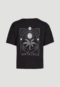 O'Neill - GRAPHIC - Print T-shirt - black out - 5