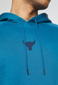 Under Armour - HOODIE - Mikina s kapucí - acadia - 5