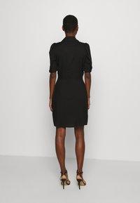 Pieszak - VENICE DRESS - Shirt dress - black - 2