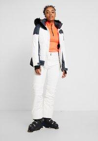 Killtec - SIRANYA - Spodnie narciarskie - weiß - 1