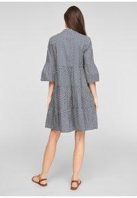 s.Oliver - Day dress - blue - 2