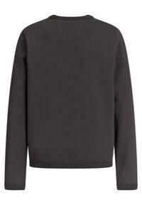 WE Fashion - NORMAL FIT - Sweatshirt - black - 3