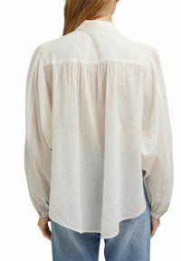 Esprit - Button-down blouse - off white - 2