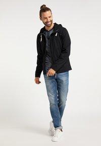 Schmuddelwedda - FUNKTIONS - Outdoor jacket - schwarz - 1