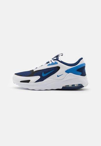 AIR MAX BOLT UNISEX - Trainers - blue void/signal blue/white/black