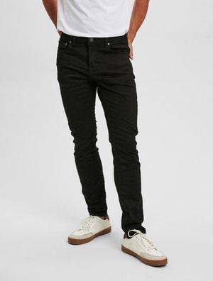 JONES - Jeans slim fit - black denim