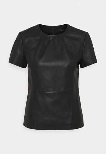 TENLEY - Basic T-shirt - black