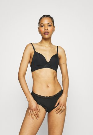 BRIEF EMELIE 3 PACK - Slip - black