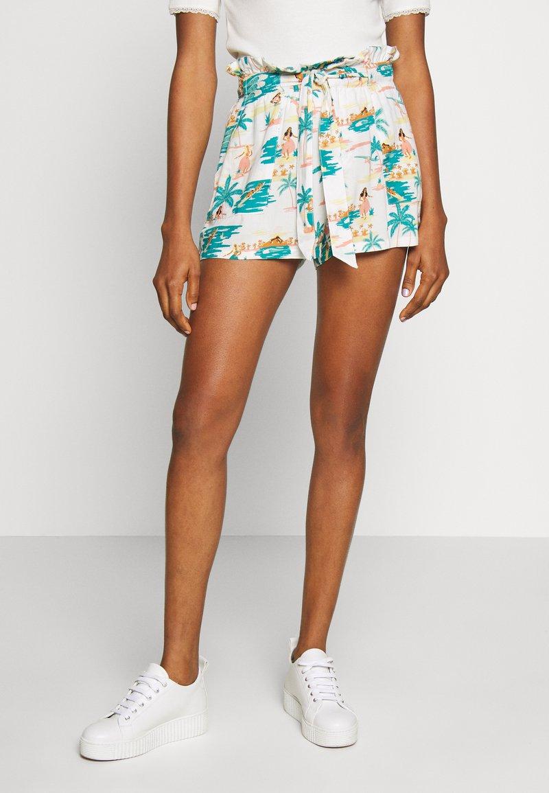 Roxy - Shorts - snow white honolulu
