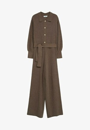 BROWN - Jumpsuit - braun