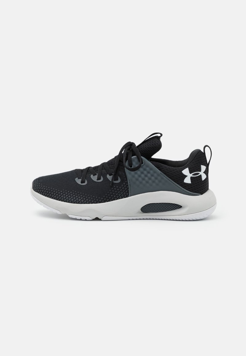 Under Armour - HOVR RISE 3 - Sports shoes - black