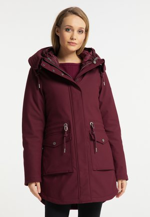 3 IN 1  - Winter coat - bordeaux