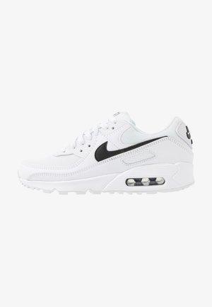 AIR MAX 90 - Sneakers - white/black
