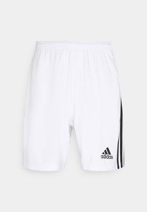 SQUADRA 21 - Korte sportsbukser - white/black