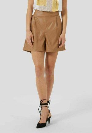 Shorts - cammello