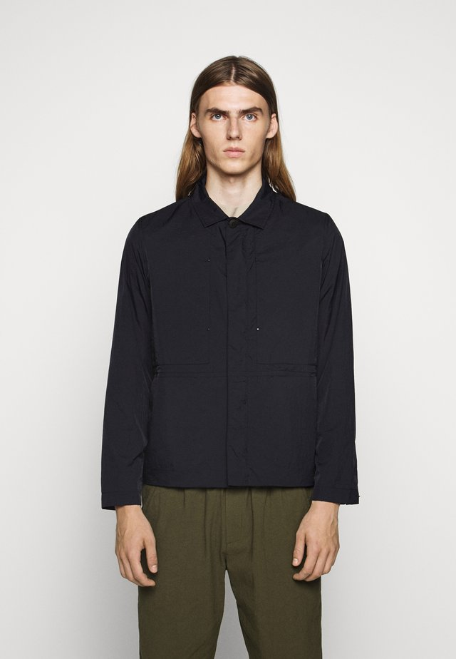 JUNCTION JACKET - Summer jacket - navy