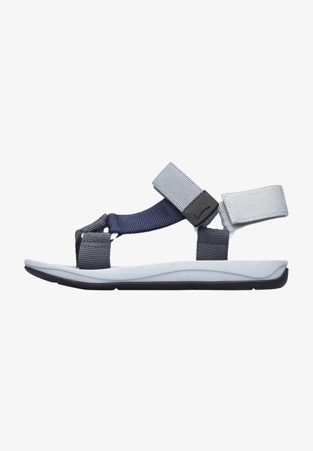 Chodecké sandály - grey/blue