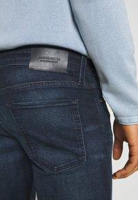Jack & Jones - JJIGLENN JJICON  - Jeans slim fit - blue denim - 5