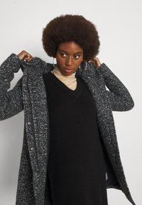 ONLY Tall - ONLSEDONA COAT - Krátký kabát - dark grey - 3